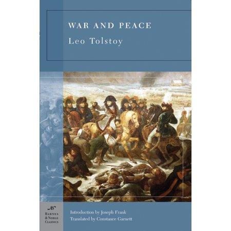 War And Peace  Barnes   Noble Classics Series
