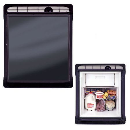 Norcold 3 6 Cubic Ft Ac Dc Marine Refrigerator Black