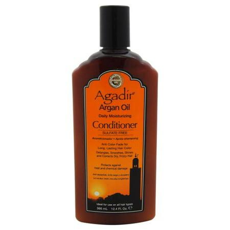 Agadir Argan Oil Daily Moisturizing Conditioner Clear