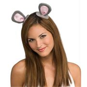 Costumes For All Occasions Ru7632 Mouse Ears On Clips