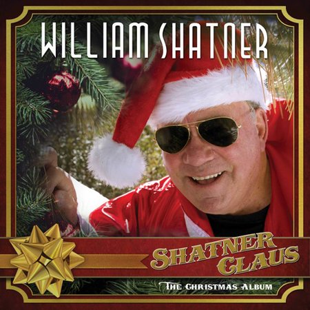 - Shatner Claus - The Christmas Album (CD)