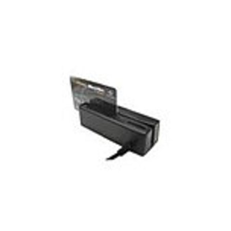 ID Technologies IDRA-335133B-DL Magenetic Strip Card Reader - Dell Only - USB - HID - 3TRK