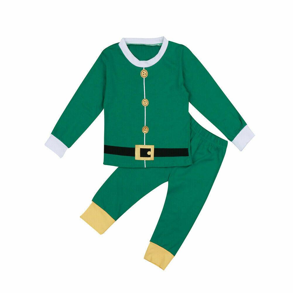 Disney Store Deluxe Minnie Mouse Christmas Xmas Pajama PJ Size XXS 2 2T