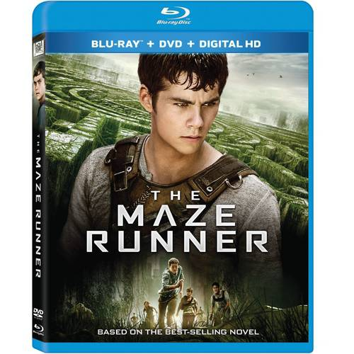 The Maze Runner (Blu-ray   Digital HD) (With INSTAWATCH)