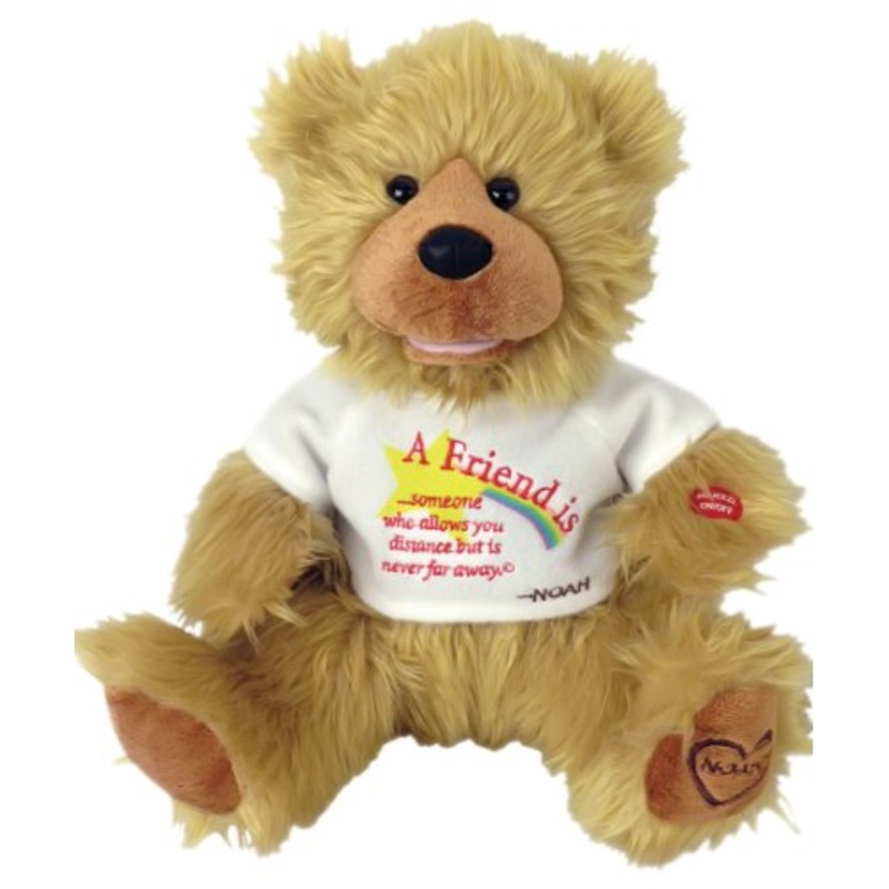 "Chantilly Lane 12"" Noah Bear ""A Friend is"