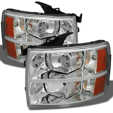 - Fit 2007 2008 2009 2010 2011 2012 2013 Chevy Silverado Headlights Replacement