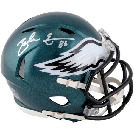 Zach Ertz Philadelphia Eagles Autographed Riddell Speed Mini Helmet - Fanatics Authentic Certified