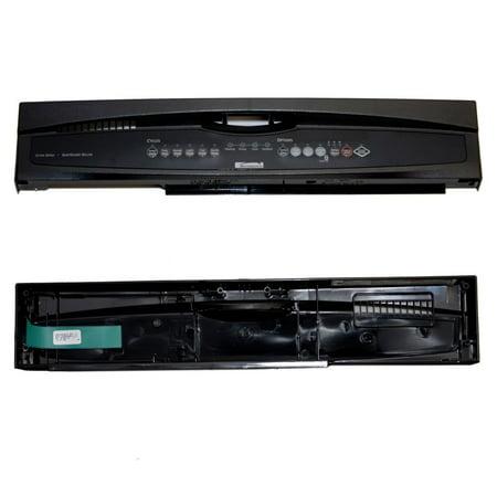 Kenmore Panel (8558208 Kenmore Dishwasher Panel Control )