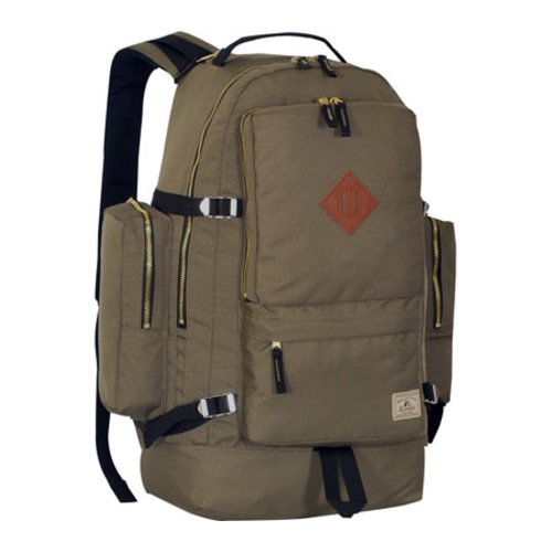 "Everest Outdoor Laptop Backpack  19.8"" x 10.5"" x 7"""