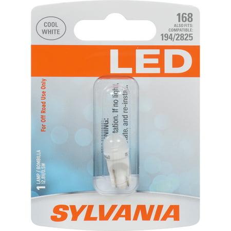 Sylvania 168 Syl Led Mini  Contains 1 White Bulb