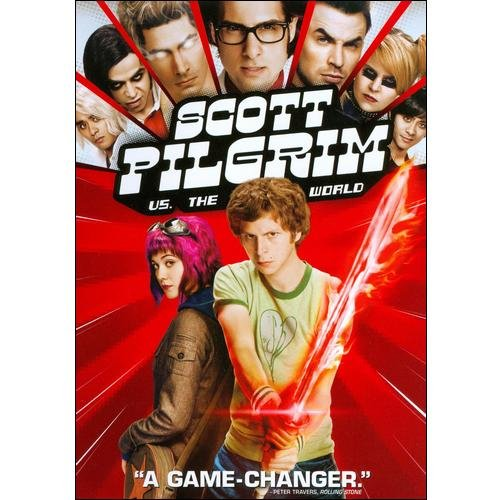 Scott Pilgrim Vs. The World (Widescreen)