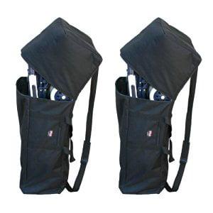 JL Childress Padded Umbrella Stroller Travel Bag, Set of 2 by JL Childress