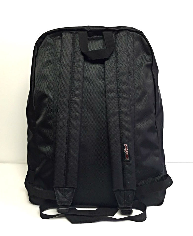 Jansport Backpack Superbreak Finish Line Navy Black Label Skate Travel Bag