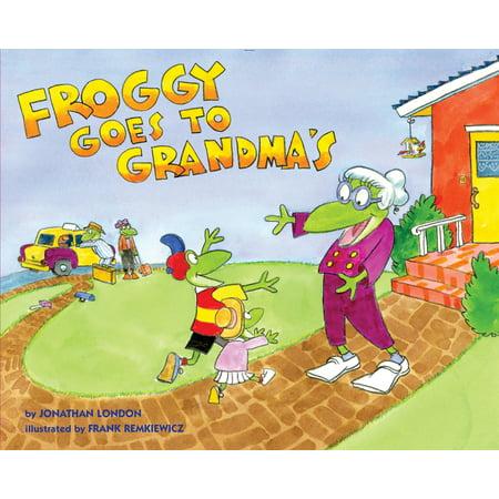 Froggy Goes to Grandma's](Froggy Halloween 2)