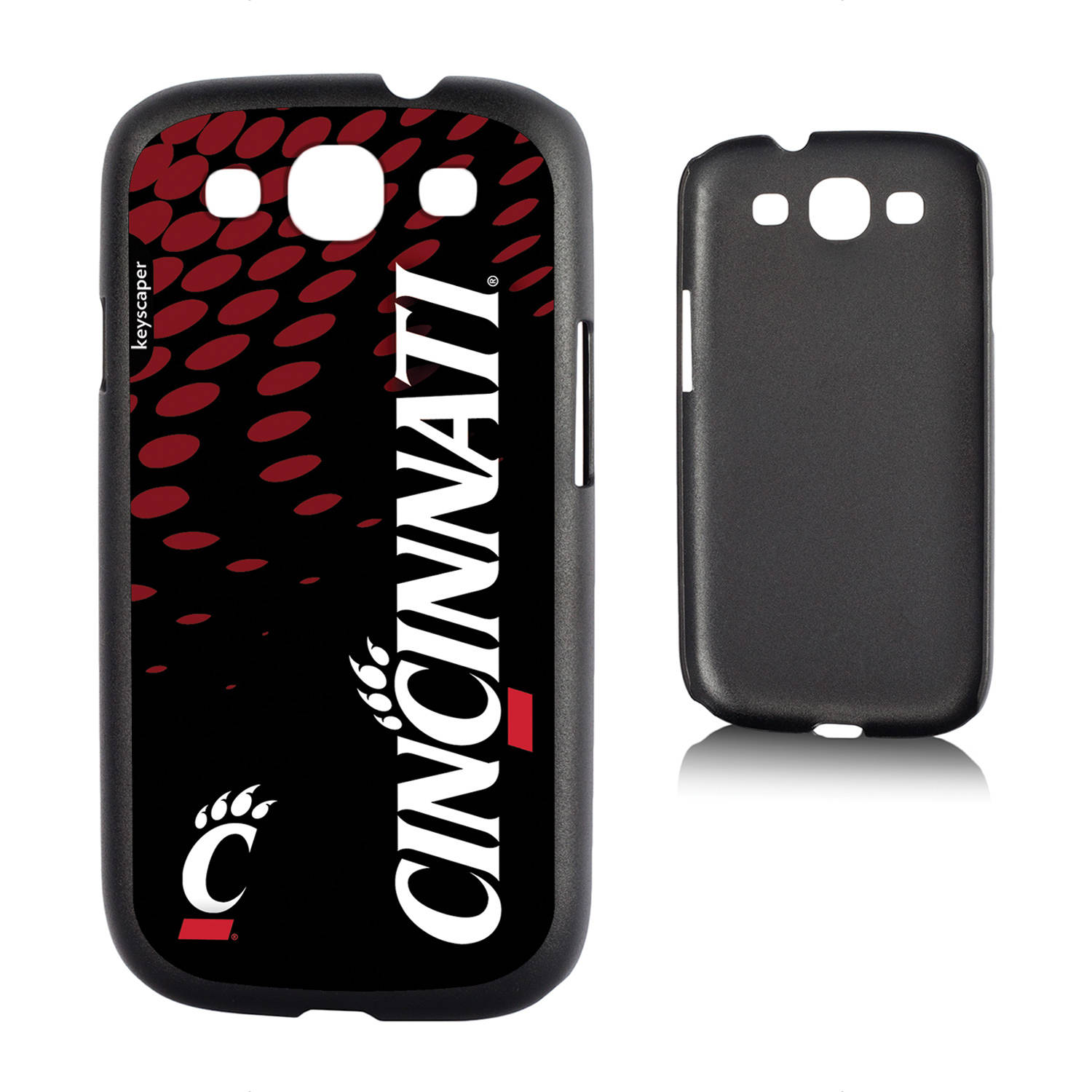 Cincinnati Bearcats Galaxy S3 Slim Case