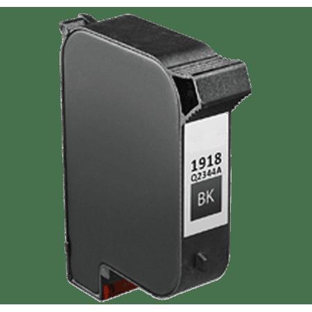 Zoomtoner Compatible HP Q2344A (HP 1918) Dye Based INK / INKJET Cartridge Fast-Dry Black for HP DeskJet 832 - image 1 of 1