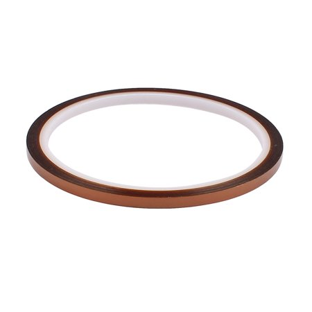 0.4cm Large 30M long DIY haute température Résistance chaleur Polyimide - image 1 de 2