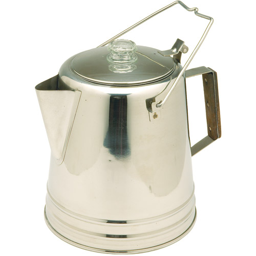Texsport 28-Cup Stainless Percolator, 13219