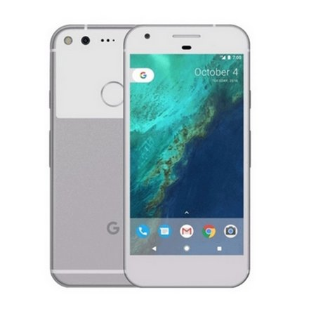 Google Pixel 2PW4100 32GB Unlocked Smartphone-Silver (Used in Great Condition)