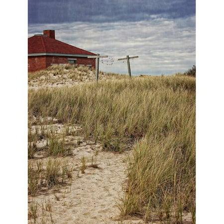 Highland Dunes Sandford 'Beach Path' Photographic Print on Canvas