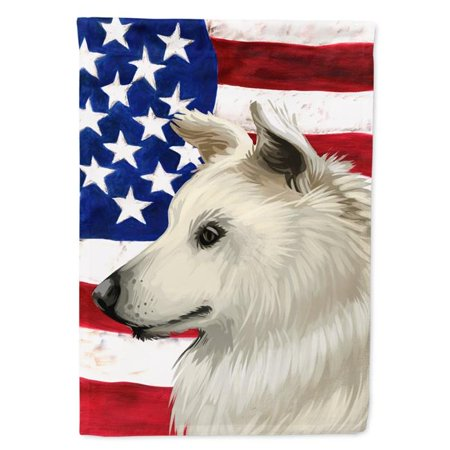 Carolines Treasures CK6496CHF Cretan Hound Dog American Canvas House Flag - 28 x 0.01 x 40 in. - image 1 de 1