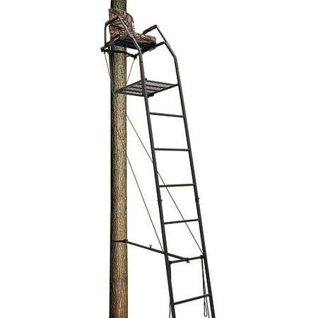 Big Dog Blue Tick Ladder Stand thumbnail