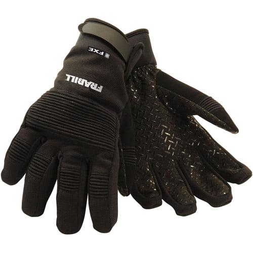 Frabill FXE Task Glove, Black