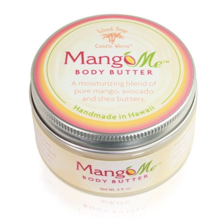 Island Soap & Candle Works Mango Me Body Butter