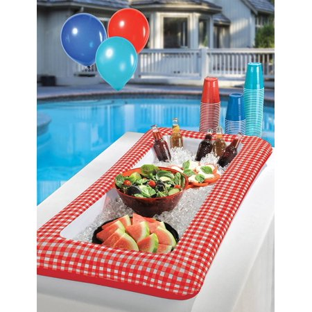 Picnic Supplies (Picnic Party Inflatable Cooler (Each) - Party)