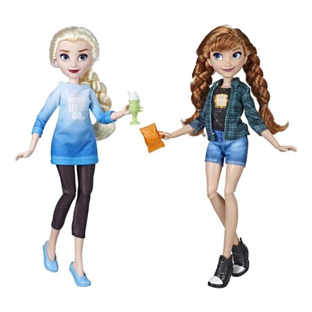 Punk Disney Princesses (Disney Princess Ralph Breaks the Internet Movie Dolls, Elsa and)
