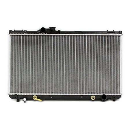 Radiator - Pacific Best Inc For/Fit 2356 01-05 Lexus IS300 AT Plastic Tank Aluminum