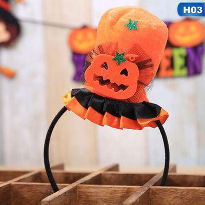 Pizza Head Show Halloween (AkoaDa Halloween Cute Children's Headband Ornament Role Show Props Party)