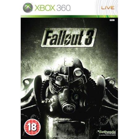 XBOX 360 Fallout 3 (2008) (Fallout 3 Xbox 360)