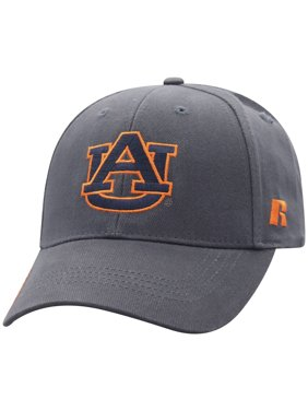 the latest 110bf 77bbf Product Image Men s Russell Charcoal Auburn Tigers Endless Adjustable Hat -  OSFA