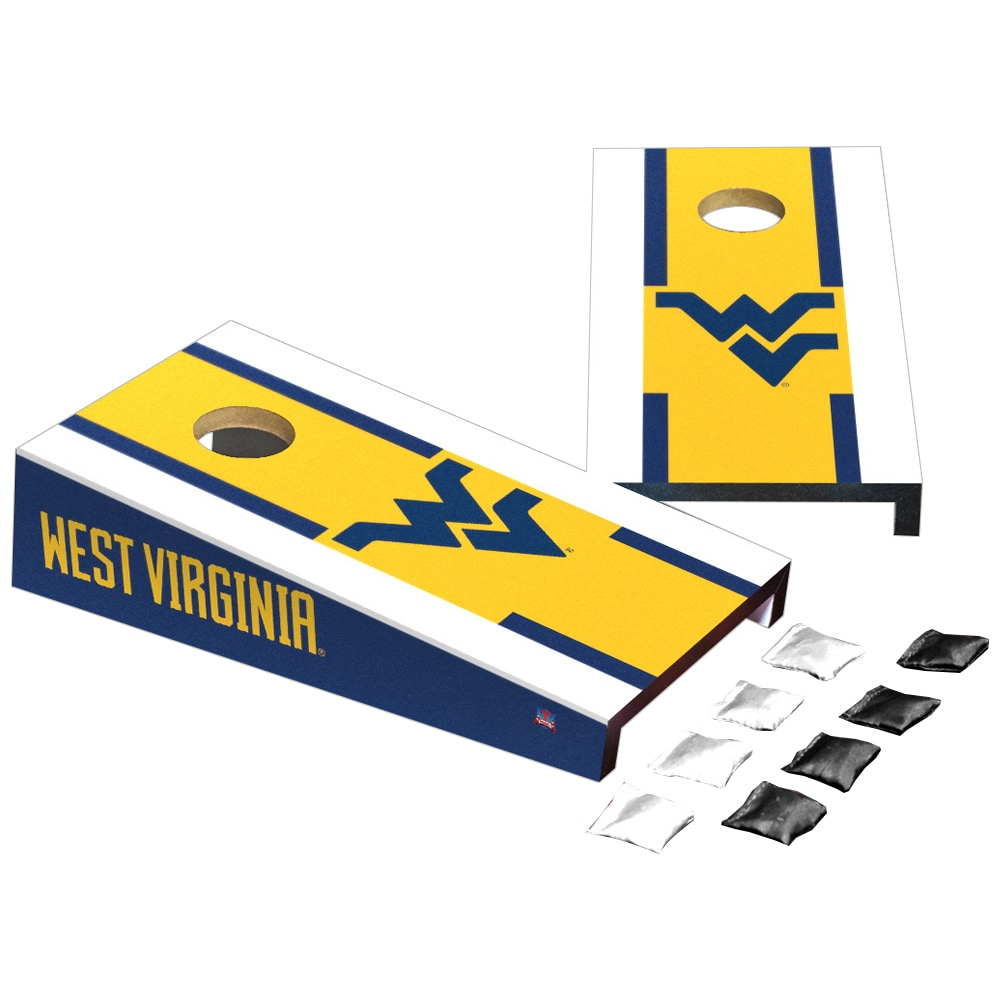 Victory Tailgate West Virginia University Mountaineers WVU Operation Hat Trick OHT Coin Die Cut Vinyl Decal