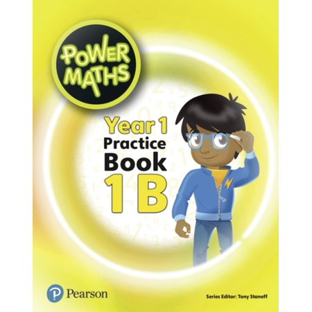 POWER MATHS YEAR 1 PUPIL PRACTICE BOOK 1 - Walmart.com