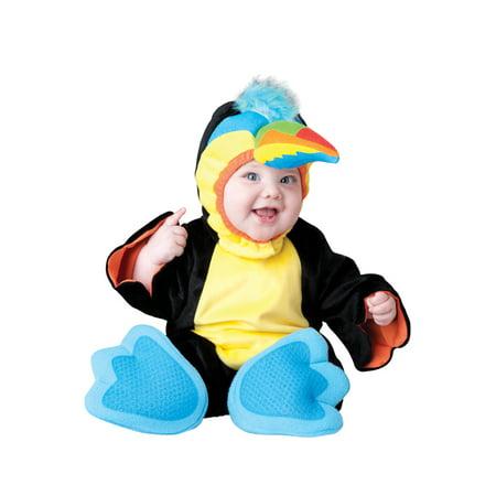 Tiny Toucan Infant/Toddler Costume - Halloween Tina Death