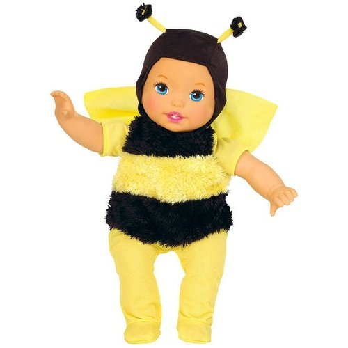 Little Mommy Dress-Up Cuties Garden Party Bumble Bee Doll
