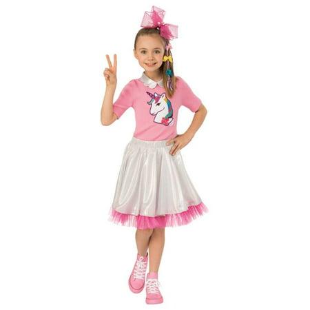 fda88b280f0 GIRLS JOJO SIWA CANDY SHOP LOOK HALLOWEEN COSTUME - Walmart.com