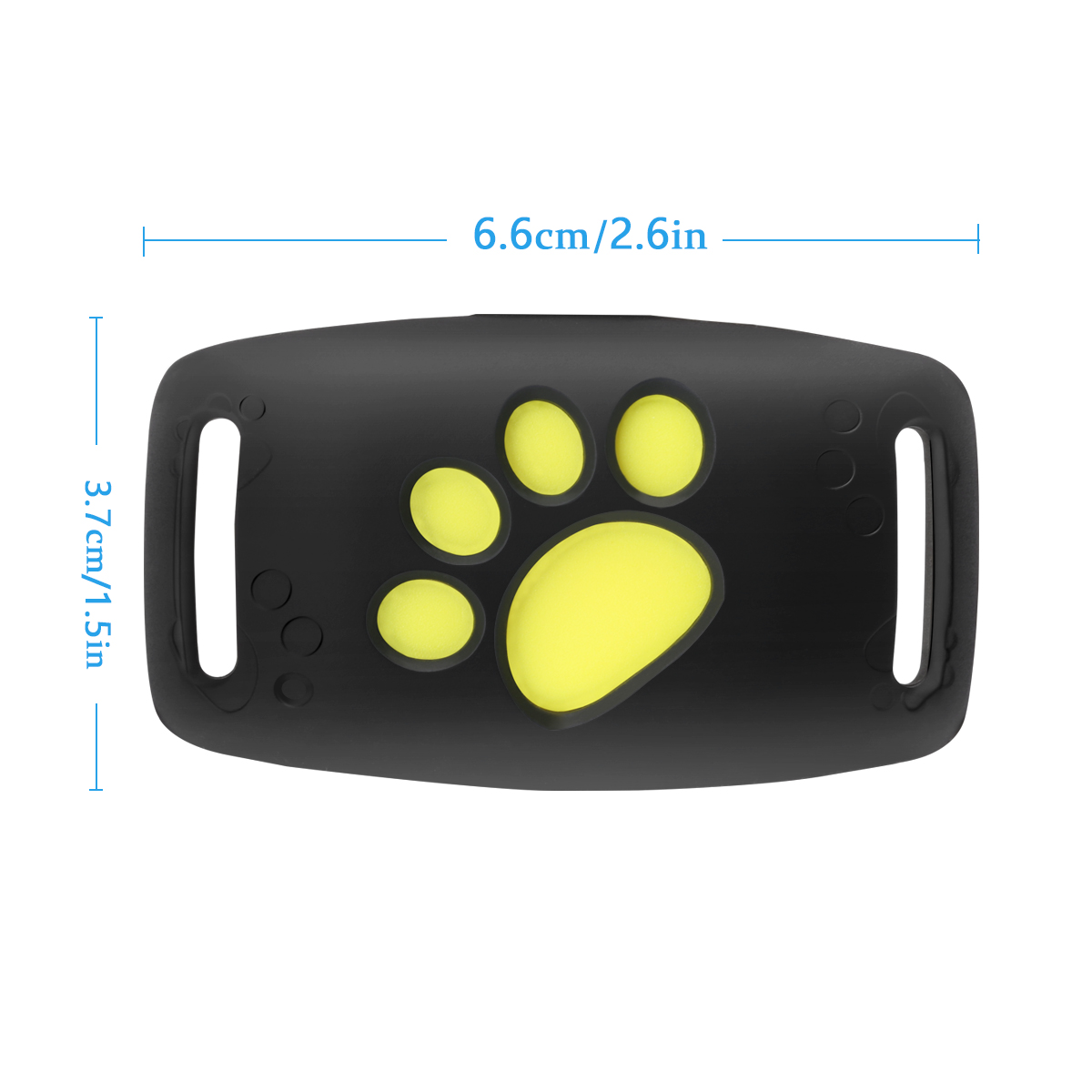 Pet GPS Tracker device Collar & Activity Monitor for Cats Dogs, Waterproof  Anti Lost Global Monitor Tracker Collar Realtime GPS Tracking Locator
