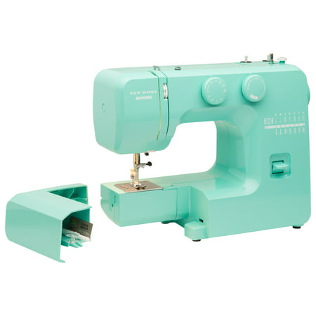 Janome Arctic Crystal EasytoUse Sewing Machine Walmart Classy What Is The Easiest Sewing Machine To Use