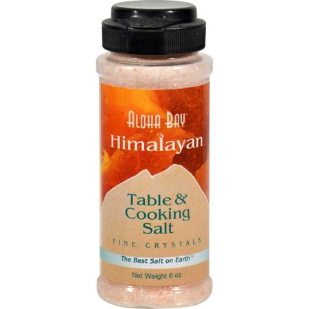 Himalayan Table And Cooking Salt Fine Crystals - 6 (Best Salt For Cooking)