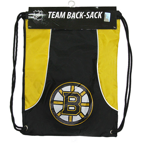 NHL - Axis Backsack - Boston Bruins - Black