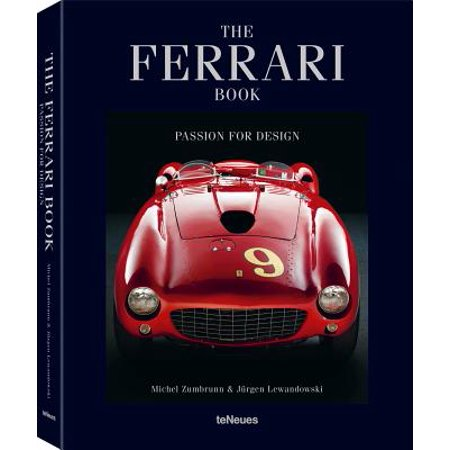The Ferrari Book : Passion for Design (Ferrari Design)