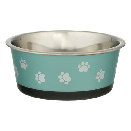 Pet Zone Deluxe Stainless Steel Bowl Small