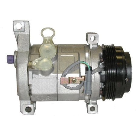 AC Delco 15-21127 A/C Compressor, With clutch (New A/c Compressor)
