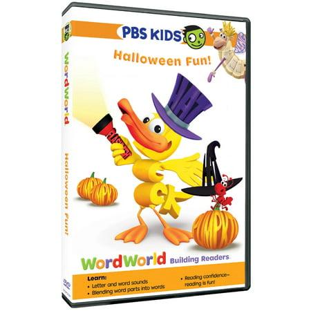 PBS Kids: Halloween Fun DVD - Best Fun Halloween Movies