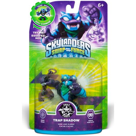Skylanders Swap Force Trap Shadow Character Pack (Universal)