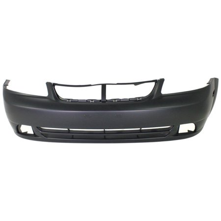 NEW FRONT BUMPER COVER W/ SIDE LIGHT HOLES FITS 06-08 SUZUKI FORENZA 7171185Z20 ()