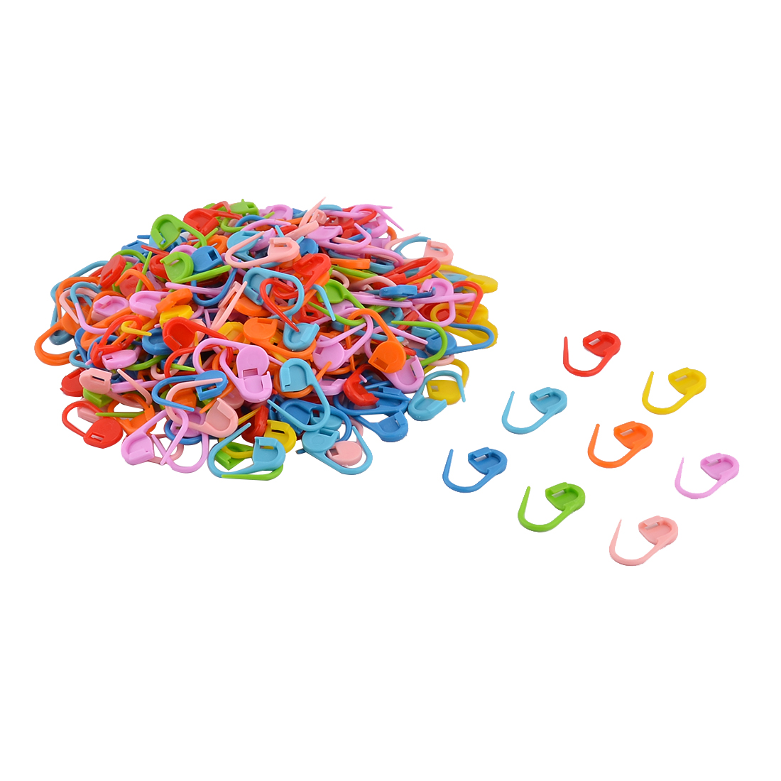 Household School Office Tailor Plastic Fastening Sewing Tool  Pin 260pcs